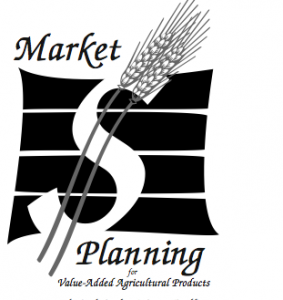 Market Planning for Value-Added Agricultural Products